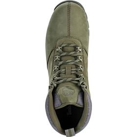Timberland Splitrock 2 Chaussures de randonnée Homme, dark green nubuck